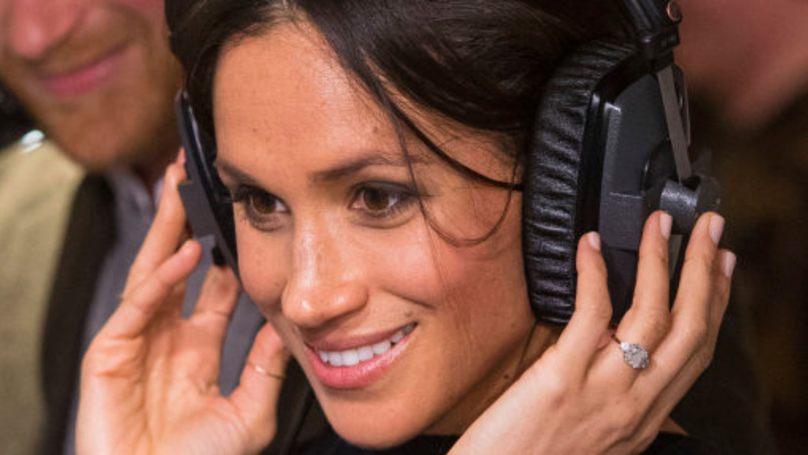 Meghan Markle Has Deleted All Of Her Social Media Accounts