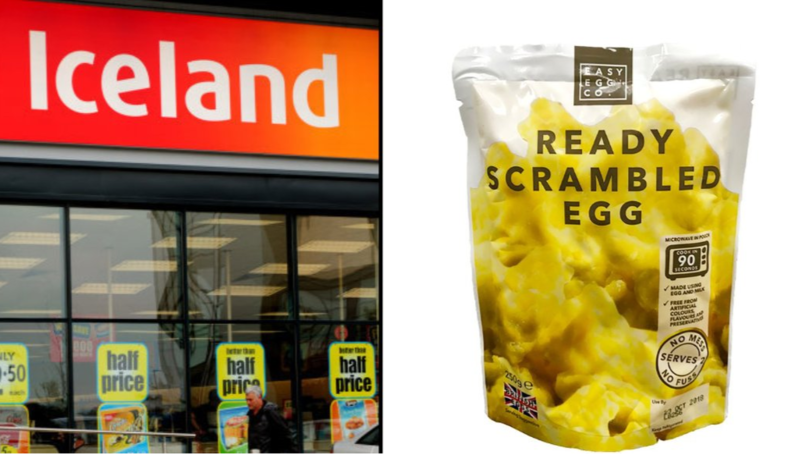 ​Iceland Has Launched Ready-Scrambled Eggs And People Are Baffled