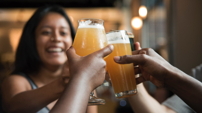 Expert Explains Why An Unplanned Booze Up With Mates Is So Much Fun