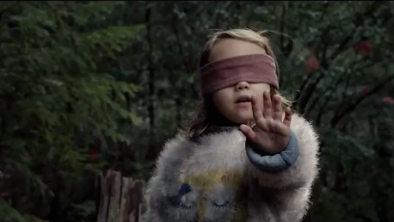 ​People Are Obsessed With Netflix's 'Bird Box' And The Memes Are Twitter Gold