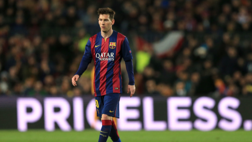 Messi Names Childhood Idols And Best British Player He's Faced