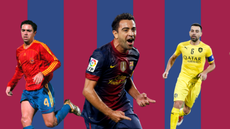 728a6cd8c6f Xavi Has Played His Final Game As A Professional Footballer