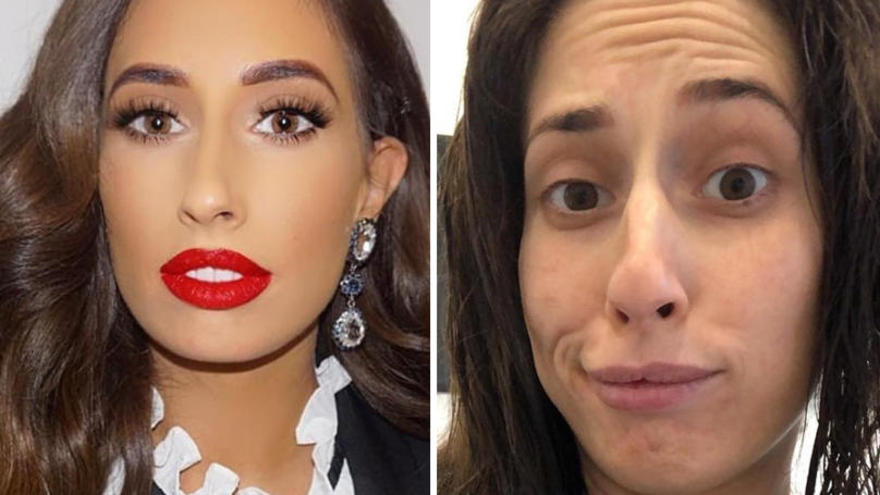 Stacey Solomon's Before And After NTAs Photo Has An Important Message