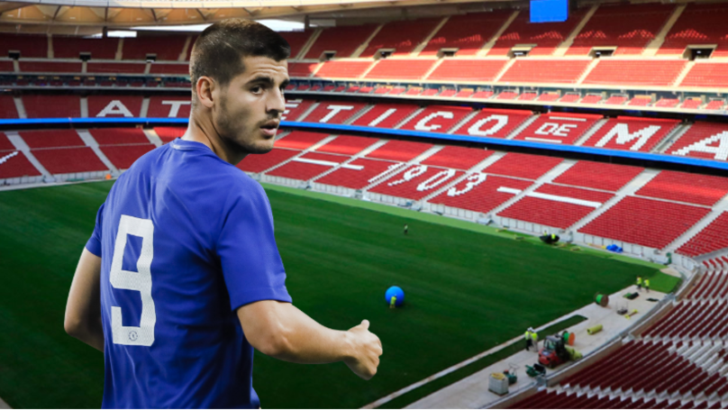 The Two Players Atletico Madrid Are Prepared To Offer For Chelsea's Alvaro Morata