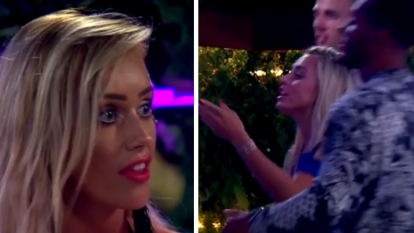 Love Island 2018: It All Kicks Off As Ellie Brown And Georgia Steel Come To A Head