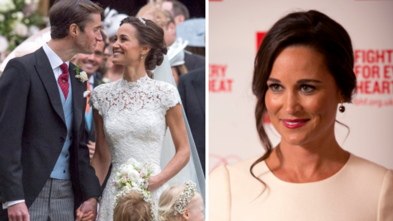 Pippa Middleton Reportedly 'Pregnant' With Her First Child