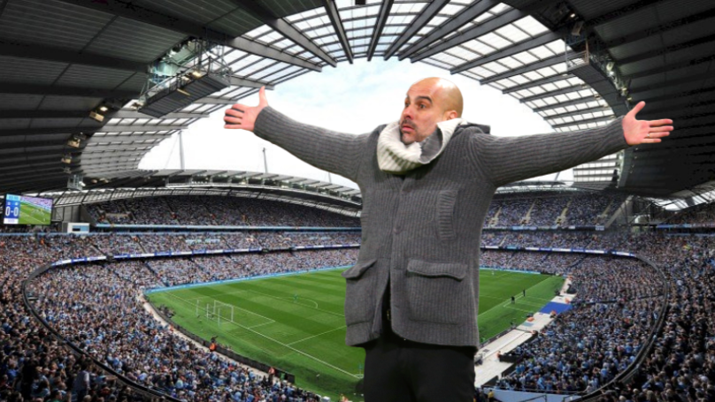 Fan Puts Together Thread 'Proving' Pep Guardiola Is A Fraud