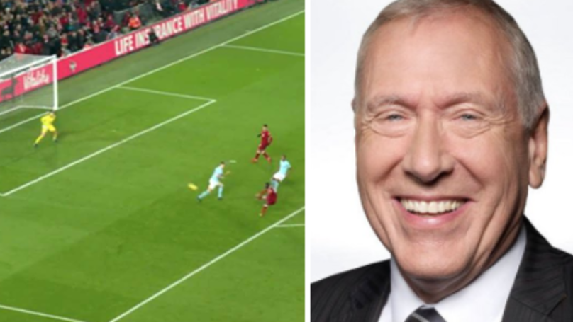 Fans Can't Believe What Martin Tyler Said After Sadio Mane's Goal