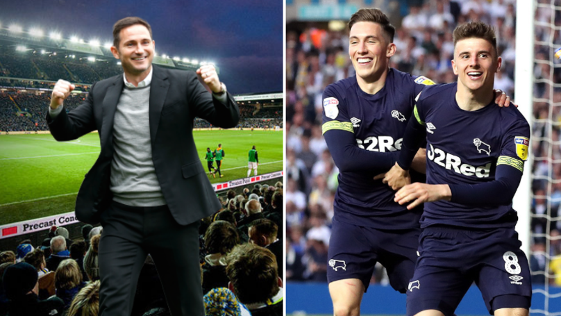 Derby County Win Dramatic Championship Play-Off Semi Final Against Leeds United