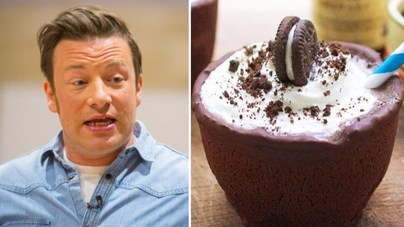 Jamie Oliver's Milkshakes Contain Six Times Daily Sugar Limit
