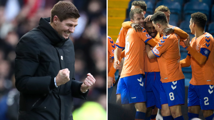 Jermain Defoe Makes The Perfect Start For Rangers After Scoring On His Debut