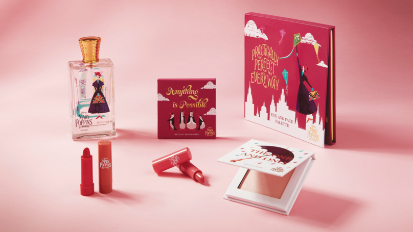 Primark's Practically Perfect Mary Poppins Make-Up Collection Just Arrived