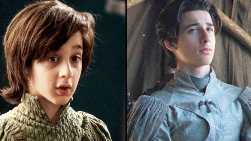 Robin Arryn's 'Glow-Up' Has Shocked Game Of Thrones Fans Watching Series Finale