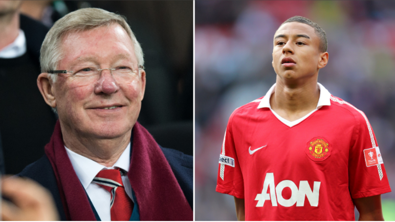 What Sir Alex Ferguson Said To A 16-Year-Old Jesse Lingard Is Pure Class