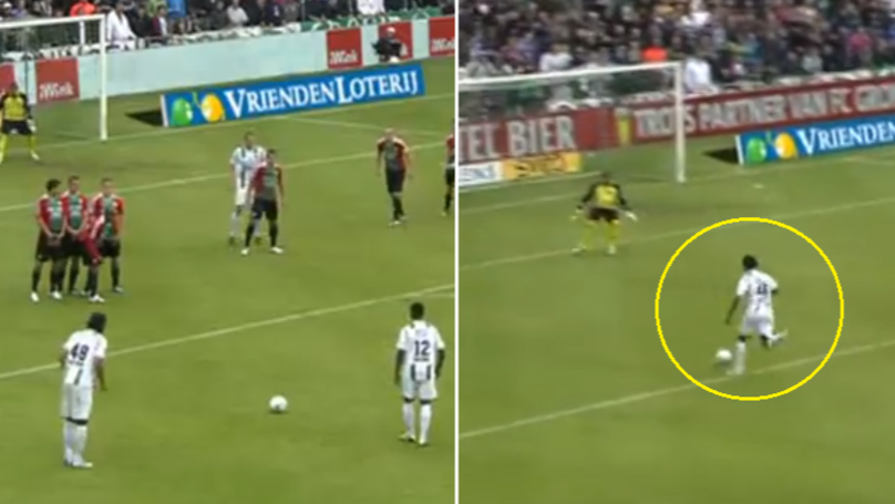 What Happened When Virgil van Dijk Played As A Striker For Groningen In 2011