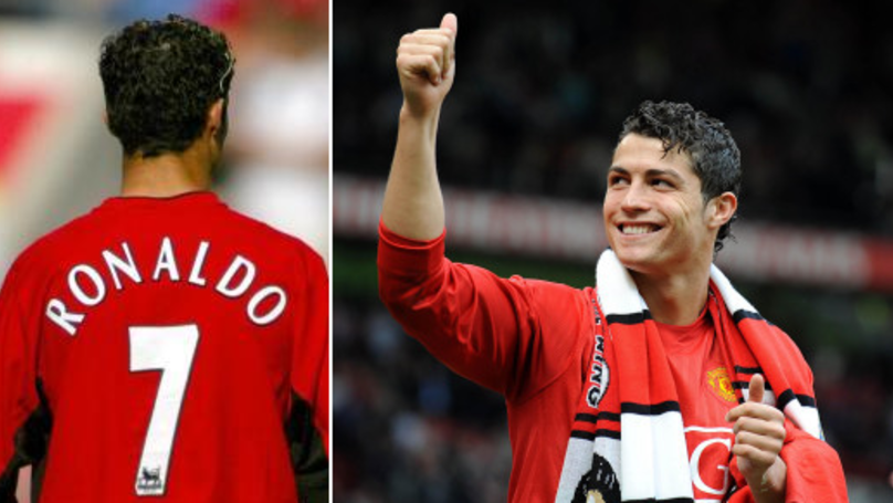 Cristiano Ronaldo Voted As Manchester United's Best Premier League Player