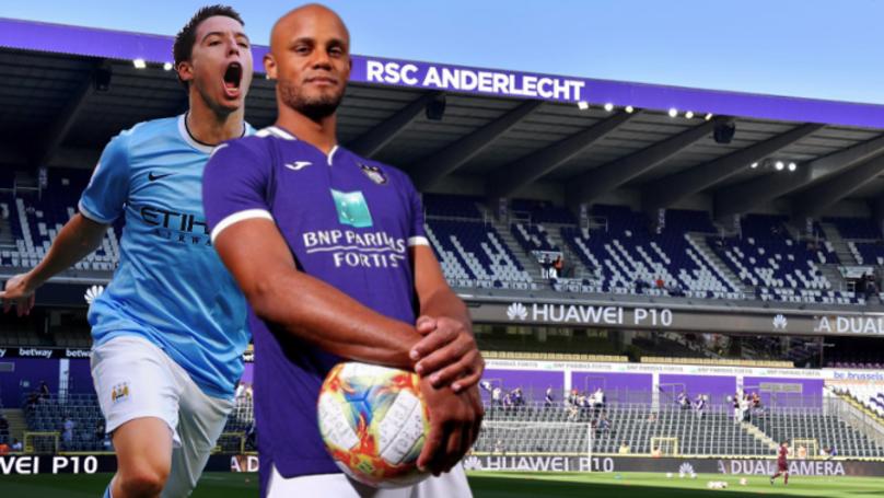 Vincent Kompany's Anderlecht Are In 'Advanced Talks' To Sign Samir Nasri