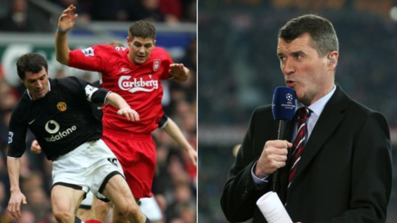 Roy Keane Will Join Graeme Souness In The Sky Sports Studio For 'Super Sunday'