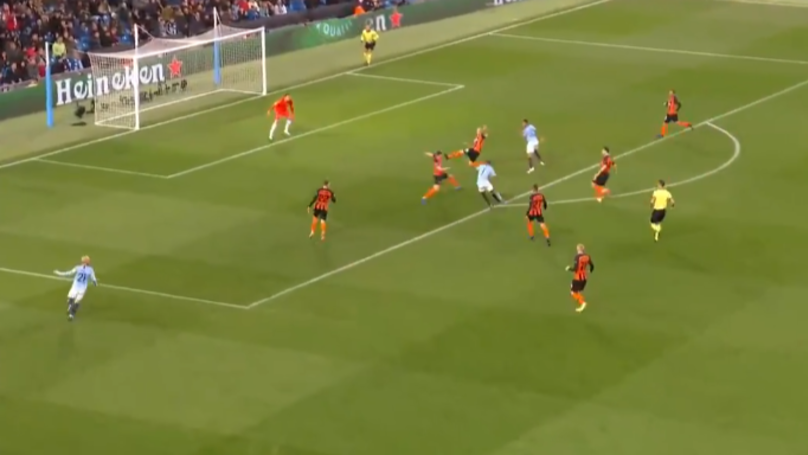 Raheem Sterling Scores Brilliant Goal In The Champions League