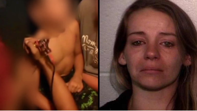 Mum Arrested After Letting Son, 10, Get A Tattoo From A Dirty Needle