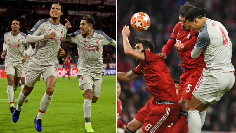 Liverpool Knock Bayern Munich Out Of Champions League To Reach Quarter-Finals
