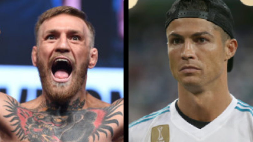 Conor McGregor Moves Ahead Of Cristiano Ronaldo On Forbes Rich List