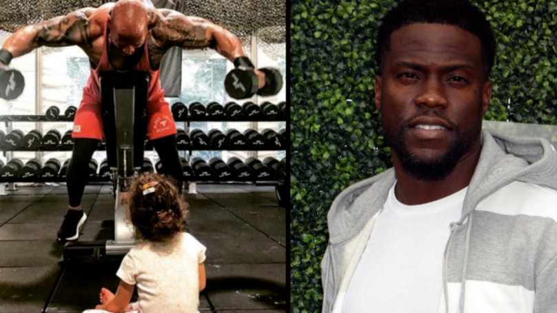 Kevin Hart Responds After Dwayne Johnson's Brutal Trolling