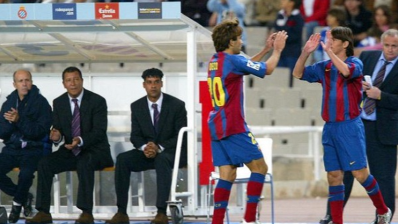 14 Years Ago Today Lionel Messi Made His Debut