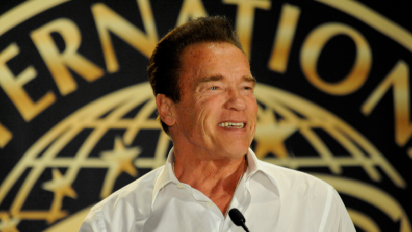 Arnold Schwarzenegger Says Politicians Should Be In Cages, Not Kids