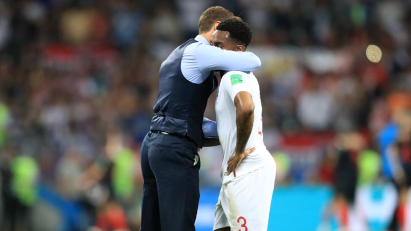 England Are Out Of The World Cup After Loss To Croatia