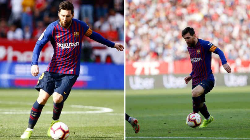 Lionel Messi Is The Best Dribbler In Europe's Top Five Leagues