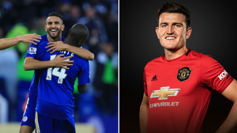 Manchester United Fans Think The Leicester Lucky Charm Will Strike Again