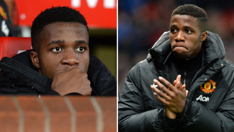 Wilfried Zaha Says Manchester United Tried To 'Break Him'