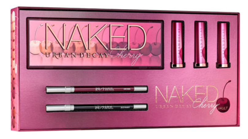 Urban Decay Launches Limited Edition Naked Cherry Vault