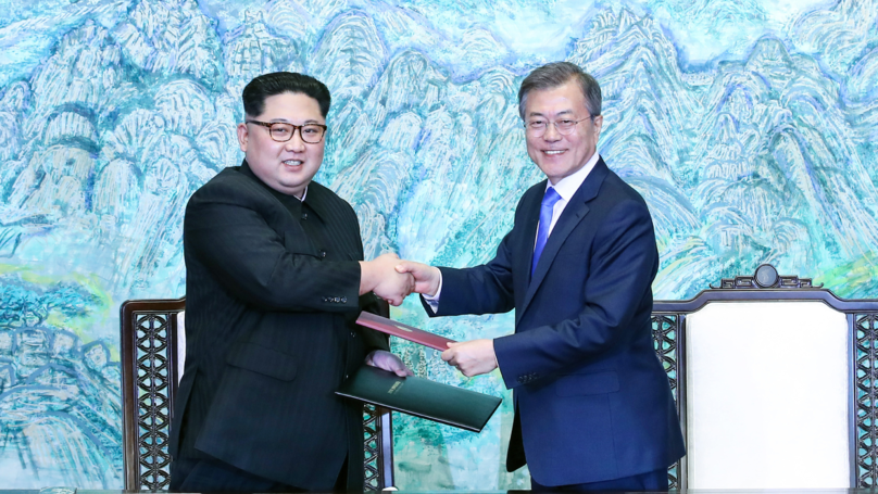 South Koreans Have Been Shocked After Hearing Kim Jong-un Speak