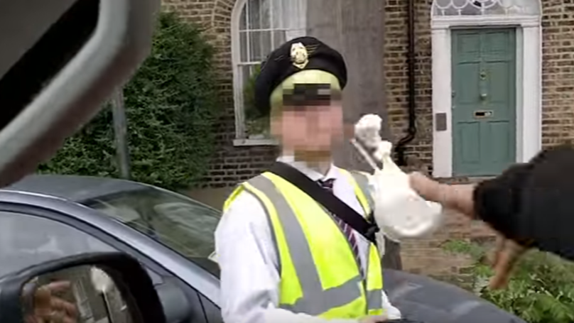 Traffic Warden Covered In Milkshake After Ticketing Disabled Woman
