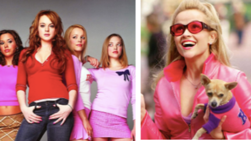 Cinemas Across The UK Are Showing 'Legally Blonde' And 'Mean Girls' For Galentine's Day