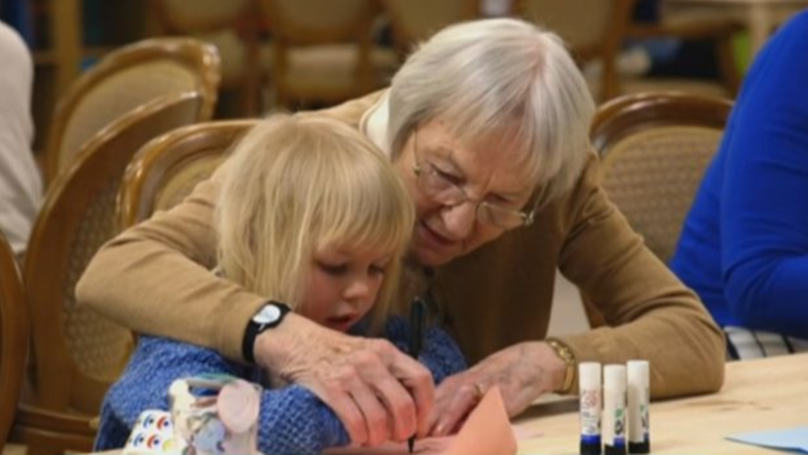 Old People's Home For 4-Year-Olds Left Viewers In Absolute Bits Last Night