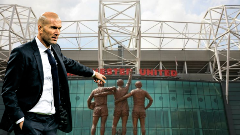 Zinedine Zidane Has Compiled A Transfer Wish List Ahead Of Potential Manchester United Move
