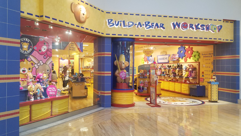 Guests Must Give Their Toys To Birthday Girl At Build-A-Bear Party