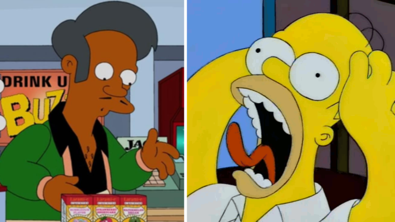 simpsons lord of the flies episode