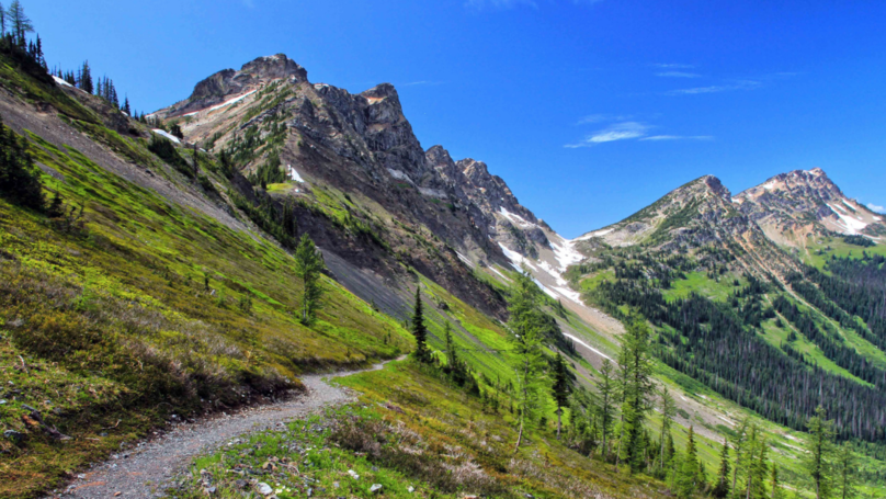 LAD Hikes Pacific Crest Trail And Films A Second Of Footage Each Day