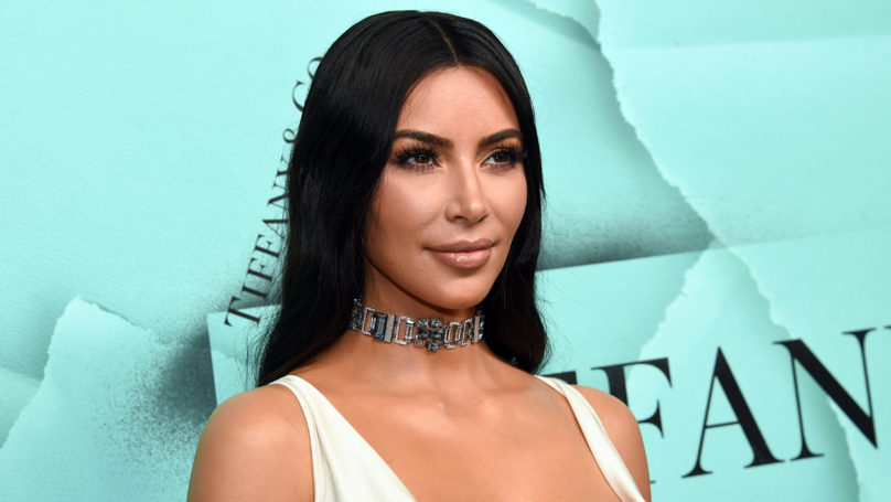 Kim Kardashian Is Training To Be A Lawyer