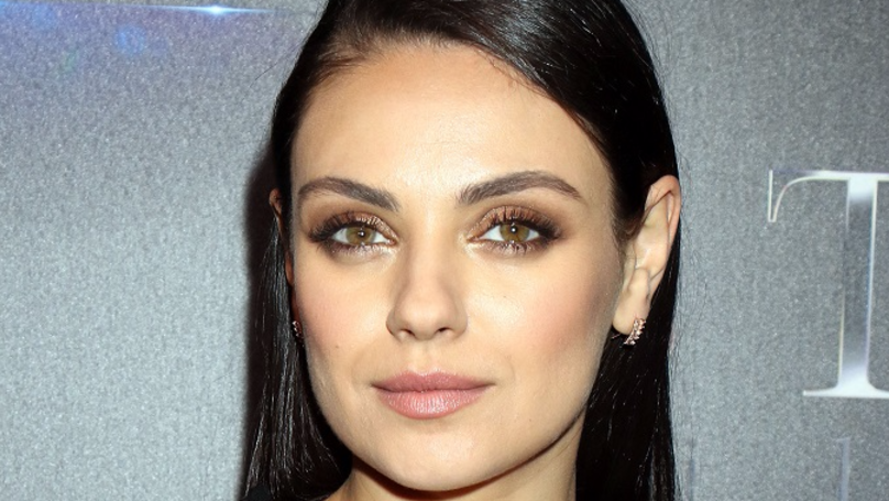 Mila Kunis Lets Her Three-Year-Old Daughter Sip Wine For Shabbat