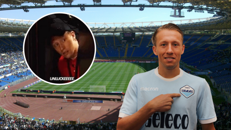 Lucas Leiva On Course To Win Lazio Player Of The Year Again Thanks To Liverpool Fans