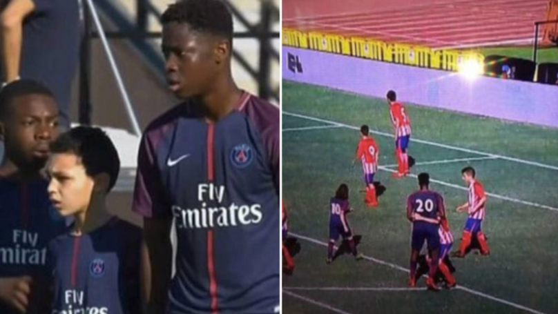 Meet The 6'2, 12-Year-Old Who Is Wanted By Some Of The Biggest Clubs In World Football