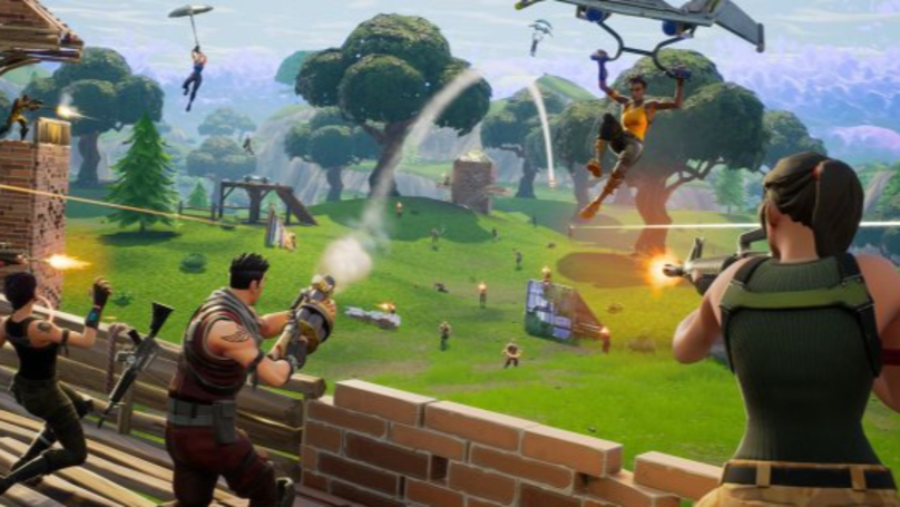 ​Fortnite Has Introduced A Whole New Game Mode