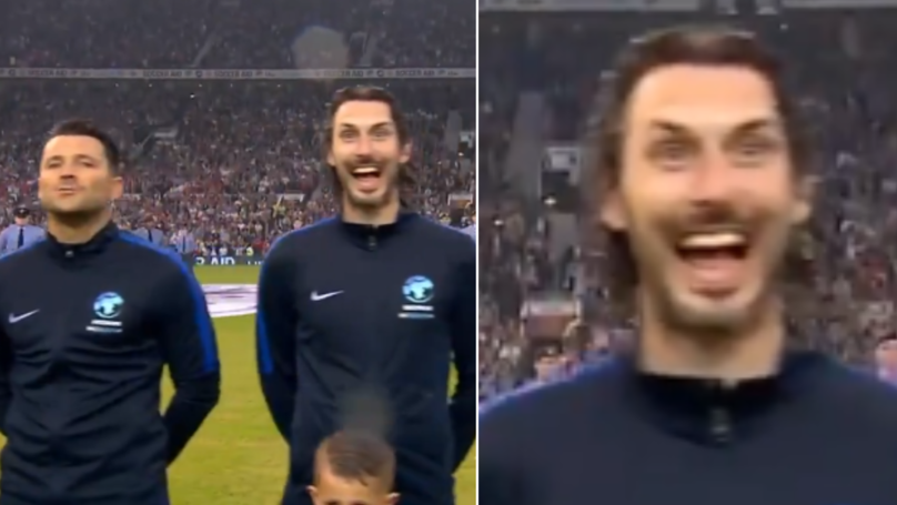 Neil From 'The Inbetweeners' Left Soccer Aid Viewers In Hysterics Before Kick-Off