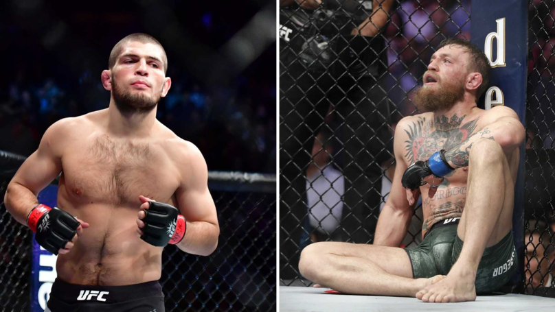 Khabib Nurmagomedov Gives His Praise To Conor McGregor After UFC 229 Fight
