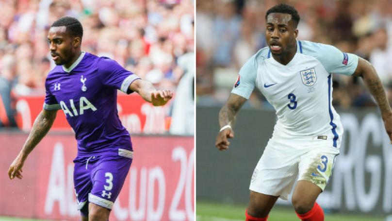 Danny Rose Set For Shock Loan Move Away From Tottenham